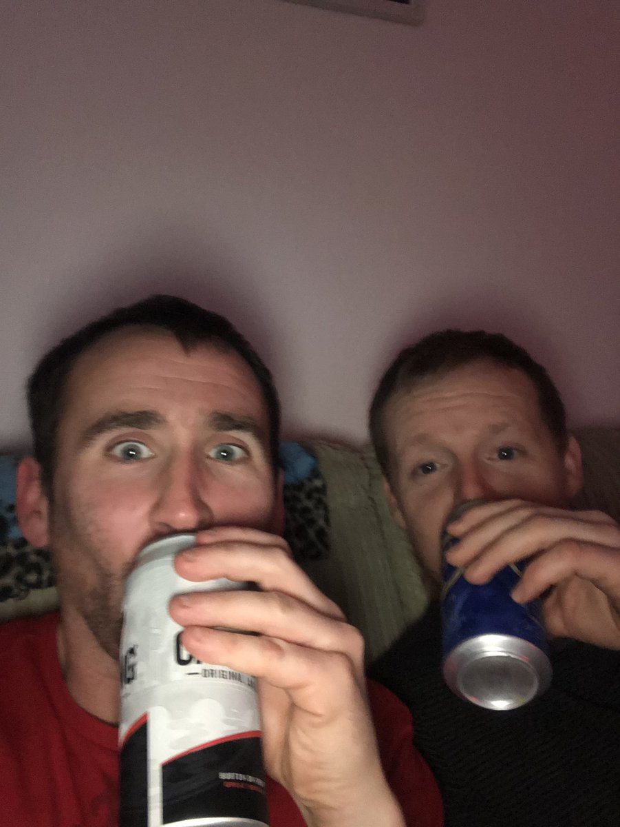 One very happy Liverpool fan  One very happy spurs fan  now to watch the manc's kick the shit out of each other and then on to the boxing whilst the kids look after themselves   #HAPPYSATURDAY <br>http://pic.twitter.com/A72ZcoUCtF