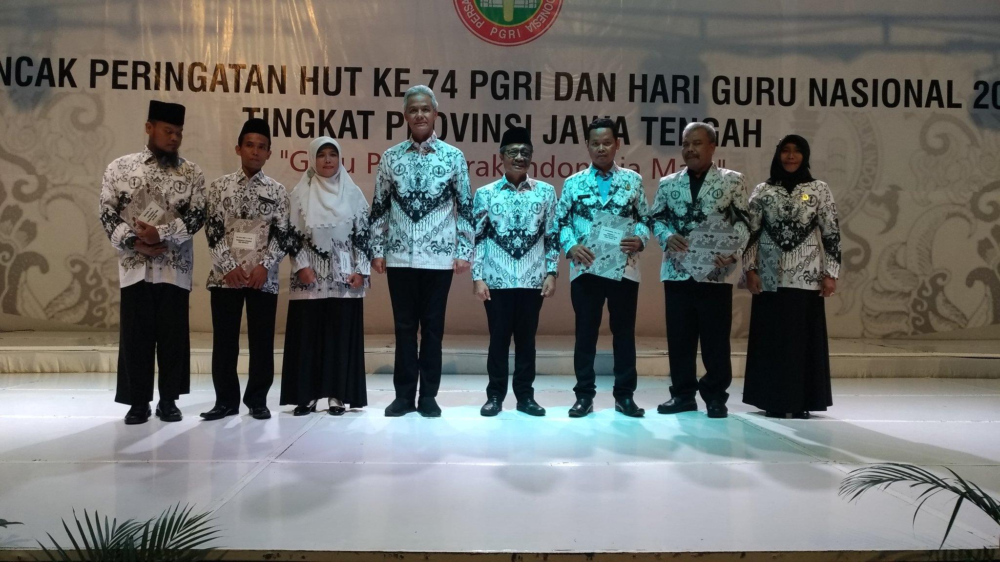 Dana Pensiun Pgri Jawa Tengah
