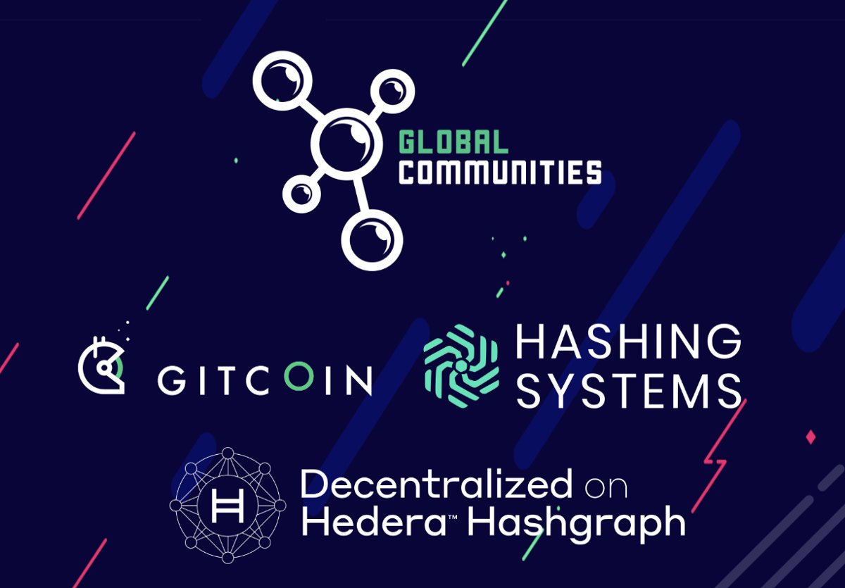Tweet by @hashgraph