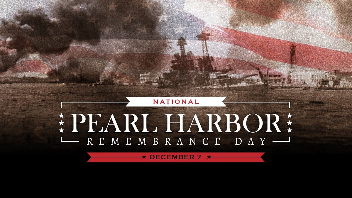 Today we reflect on the attack on #PearlHarbor on December 7, 1941. This day serves as a reminder that freedom is not free, and we in the Department of Defense must be ever vigilant. #PearlHarbor78 #PearlHarborRemembranceDay