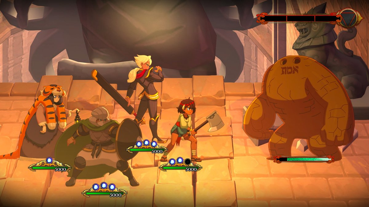 A stylish RPG platformer from the creators of Skullgirls. Indivisible is 30% off at PS Store: https://play.st/2sLIIP9