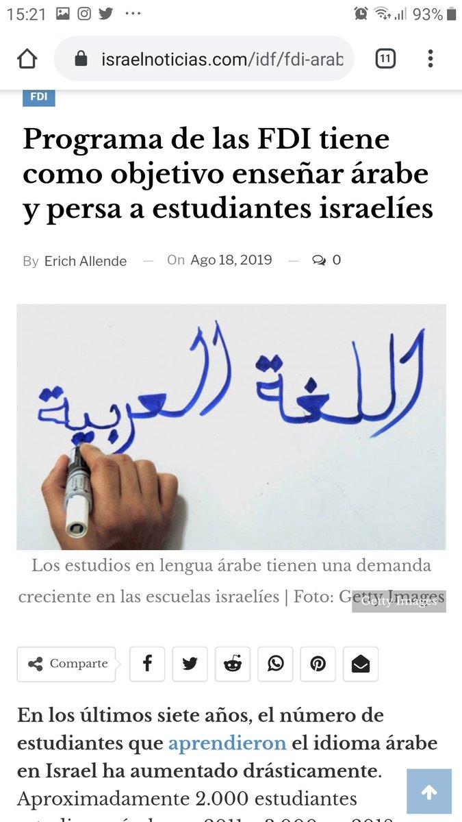 @soloelmalcamino Estás equivocado. hmHay árabes palestinos trabajando en muchas áreas de Israel, desde las FFAA, en hospitales como médicos o enfermeras, fábricas, etc, mientras cumplas sus reglamentos