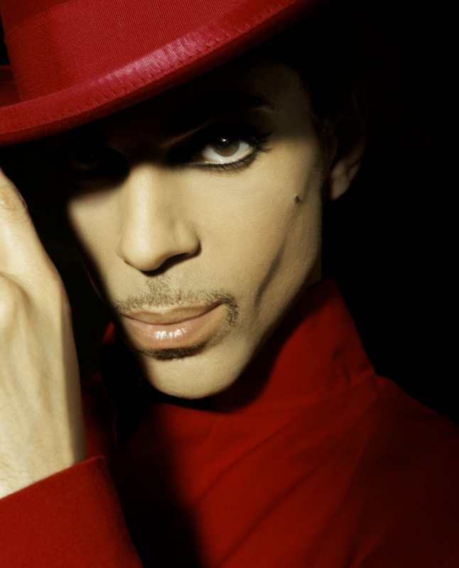 Американский певец принц фото