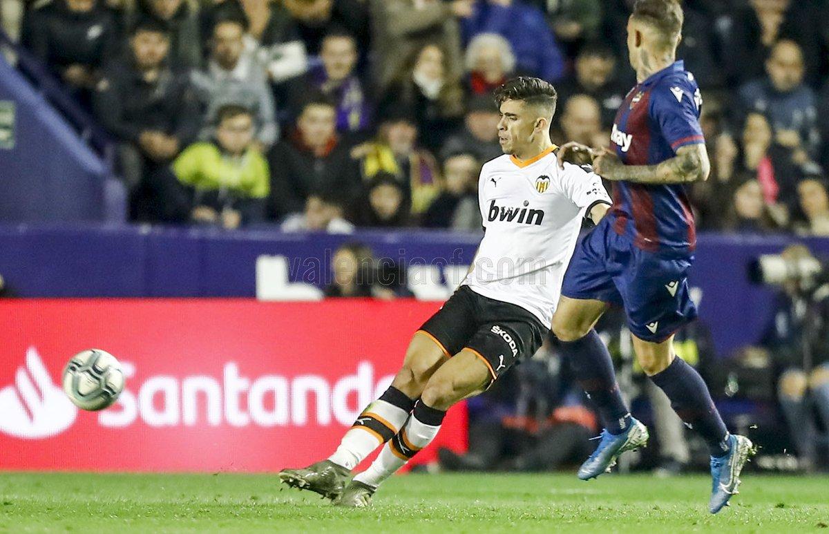 Футбол Валенсия - Леванте 12 июня смотреть