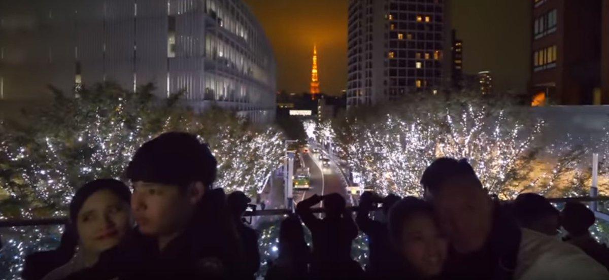 Christmas in Tokyo https://t.co/FTA1yRmM7l
