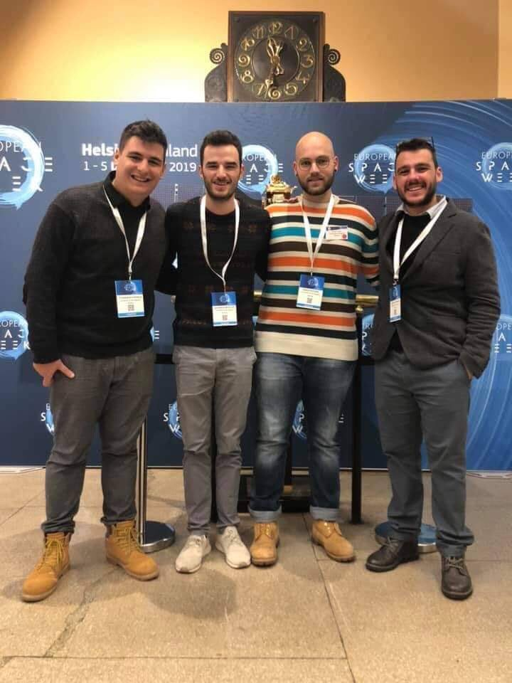 2nd place for our team for developing an Emergency Response open source App using Galileo & Copernicus Satellite Data at European Space Week Innovation Challenge Hackathon 🇫🇮💻 #Uota #UniversityOfTheAegean #hackathon #opensource #esa #galileo #copernicus #gnss
