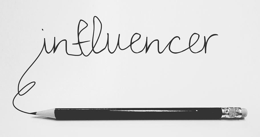 Comment devenir une #référence dans le #digital - l'#influenceur