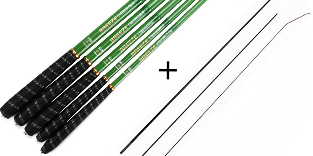 Fishing Hard Carbon Fiber Rods    #running #hike #adventure #camping