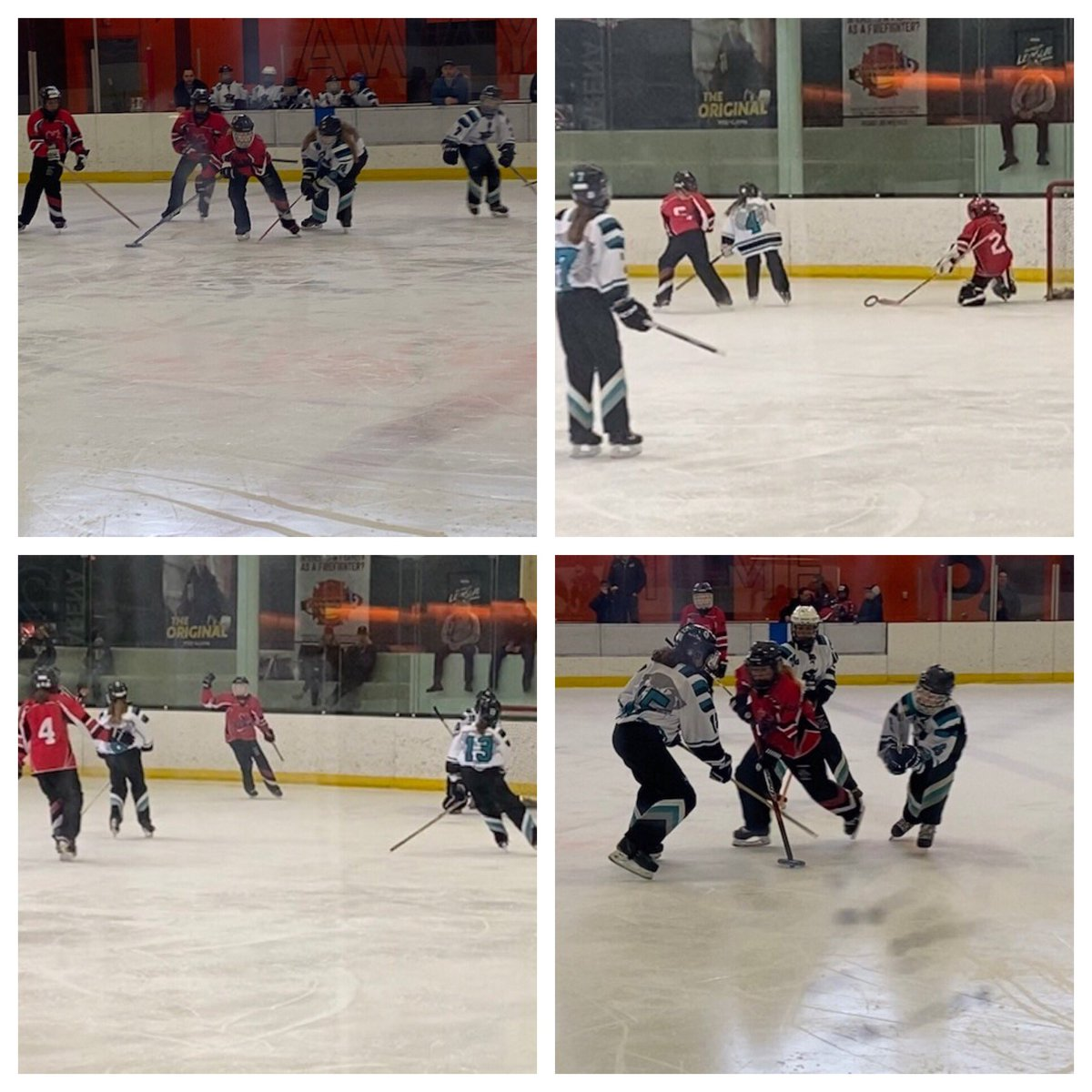 The U12A Hurricanes had a good game this morning with an 8-2 win vs the Leduc Jaguars in the South Calgary Ringette Association Ring in the Holidays tourney!  #spra #ringettetournament pic.twitter.com/M2H4oRmK2d