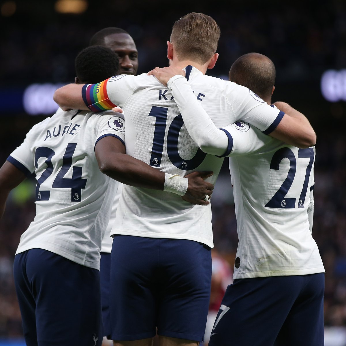@SpursOfficial's photo on #coys