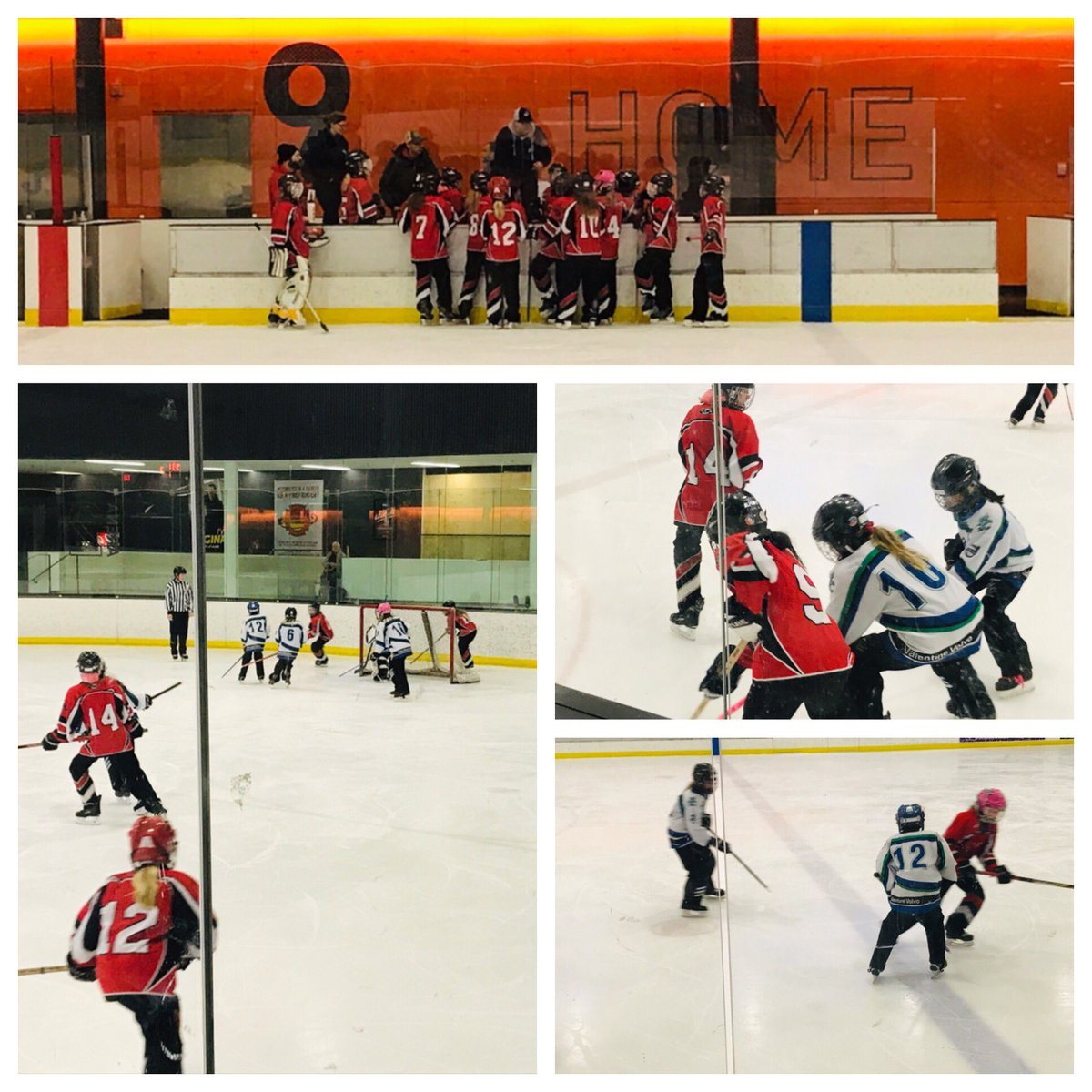 The U12B Flash had a tough loss this morning vs the South Calgary Rampage in the Ring in the Holidays tournament!  Better luck in the next game!  #spra #ringettetournament pic.twitter.com/FzdvHmGZUT