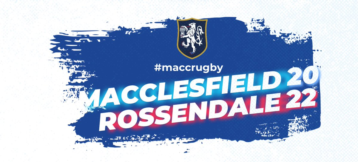 test Twitter Media - Last play heartbreak for Macc away at Rossendale!!#maccrugby https://t.co/bsCkJ0AjsO