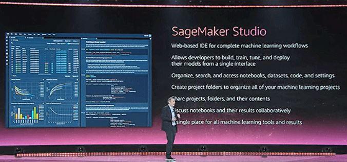 AWS、機械学習のための統合開発環境「Amazon SageMaker...