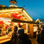 Image for the Tweet beginning: This traditional French Christmas market