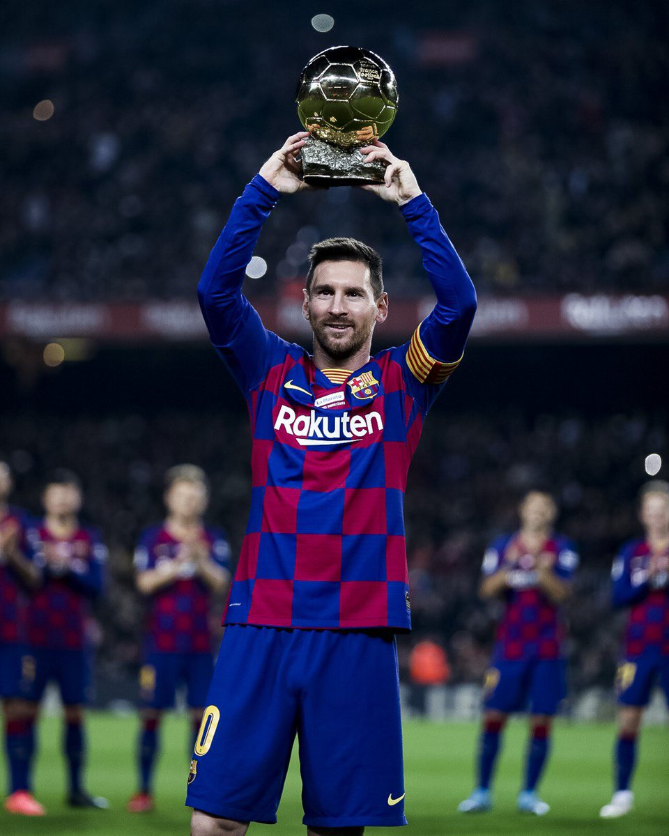 @FCBarcelona's photo on #messi