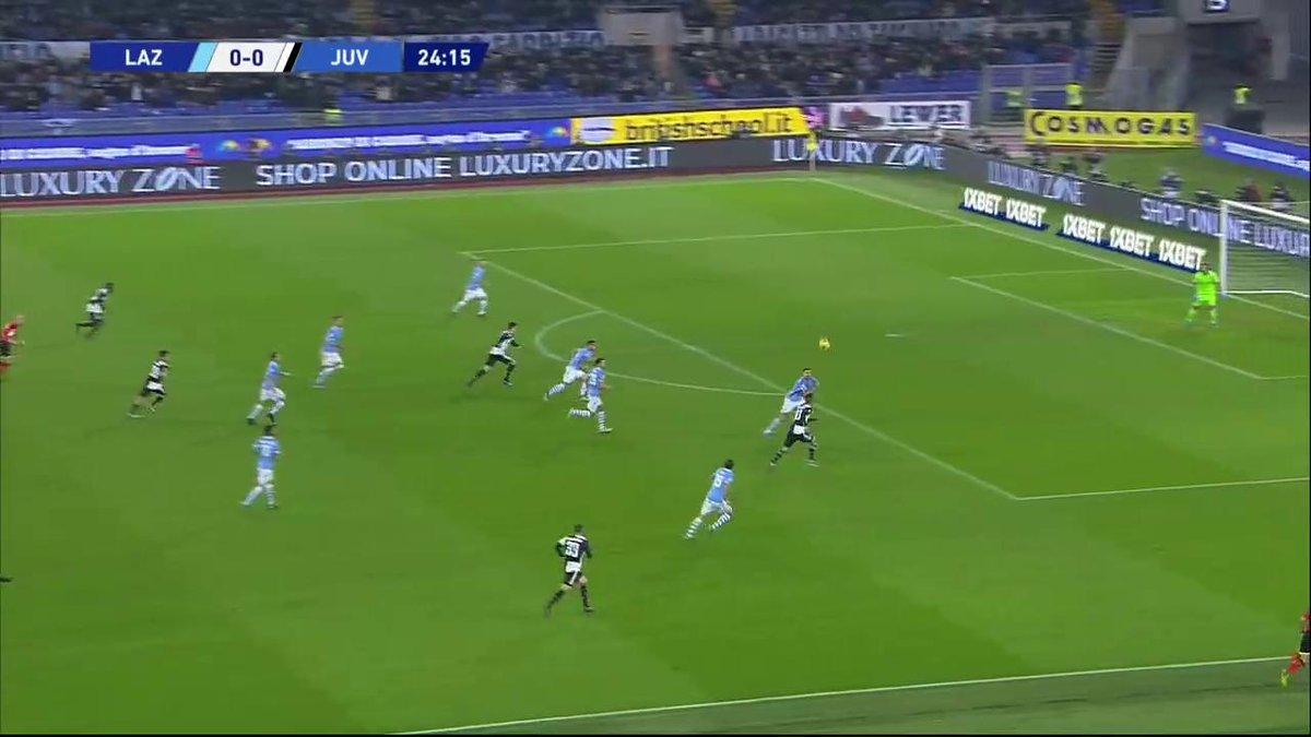 Ronaldo Scored Juve's Opener