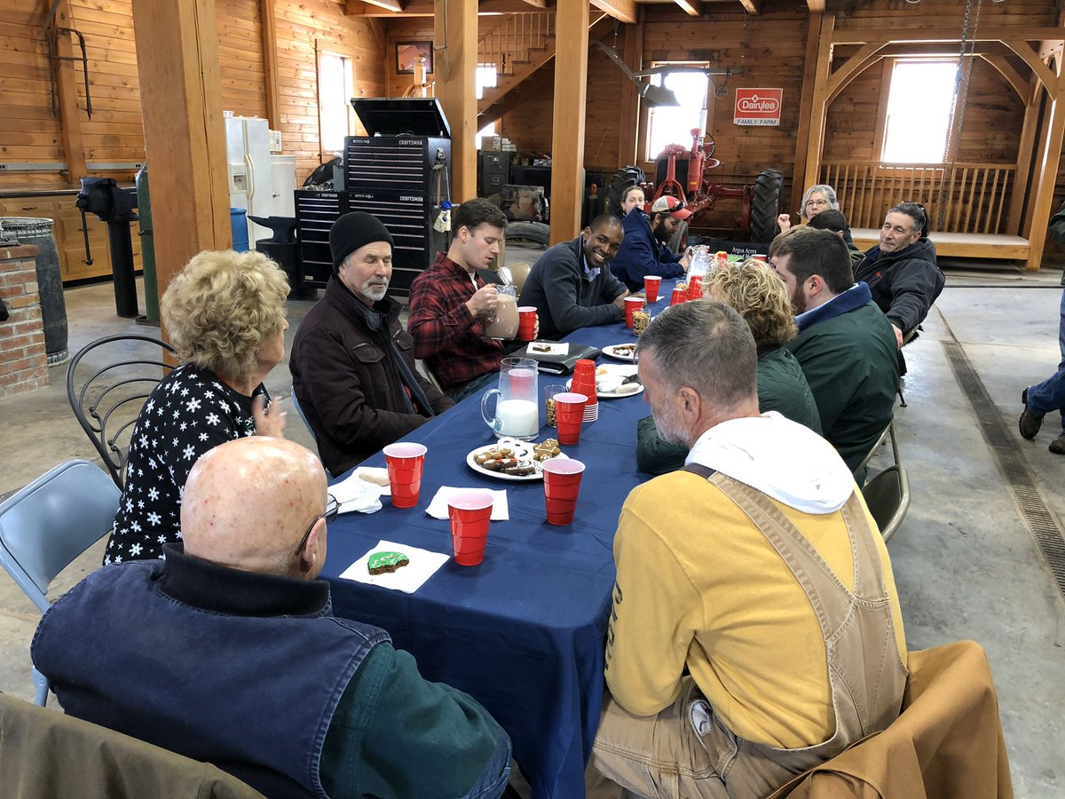 The nearly 5,000 small, family farms in #NY are vital to our way of life in Upstate and to our economy. Im working with the Schoharie County Farm Bureau and my Agricultural Advisory Committee to support farmers across #NY19.