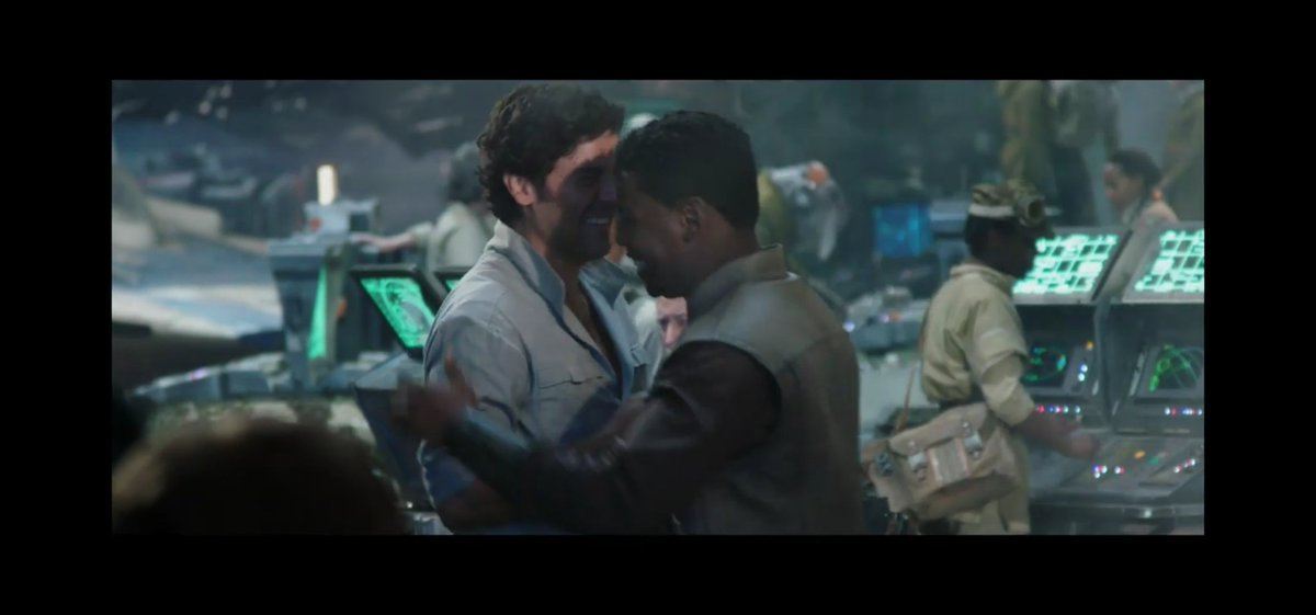 john boyega's and oscar isaac's friendship is one of the best things to come out of star wars <br>http://pic.twitter.com/TFVCpY4d5P