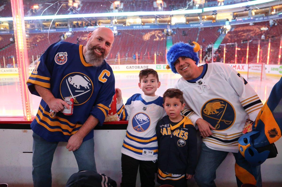 Buffalo Sabres @BuffaloSabres