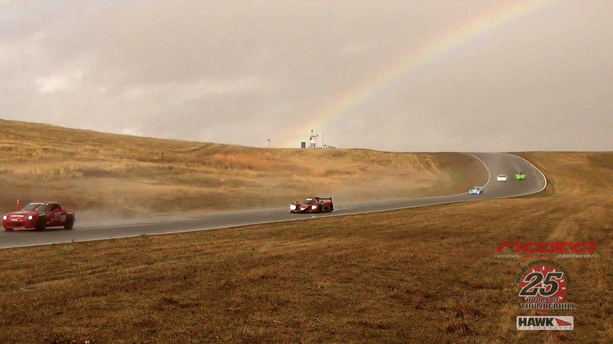 Racecar rainbow! #NASA25Hour<br>http://pic.twitter.com/W0kDcSK7t3