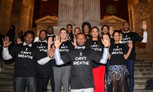"""Then, the cast and I wore """"I Can't Breathe"""" shirts to our NYC premiere. One Oscar pundit wrote that the protest was inappropriate and would cost us a nomination. I recall thinking that was ridiculous. That we weren't getting a nod anyway and why was this man stirring nonsense. <br>http://pic.twitter.com/4c8g5qP6Z8"""