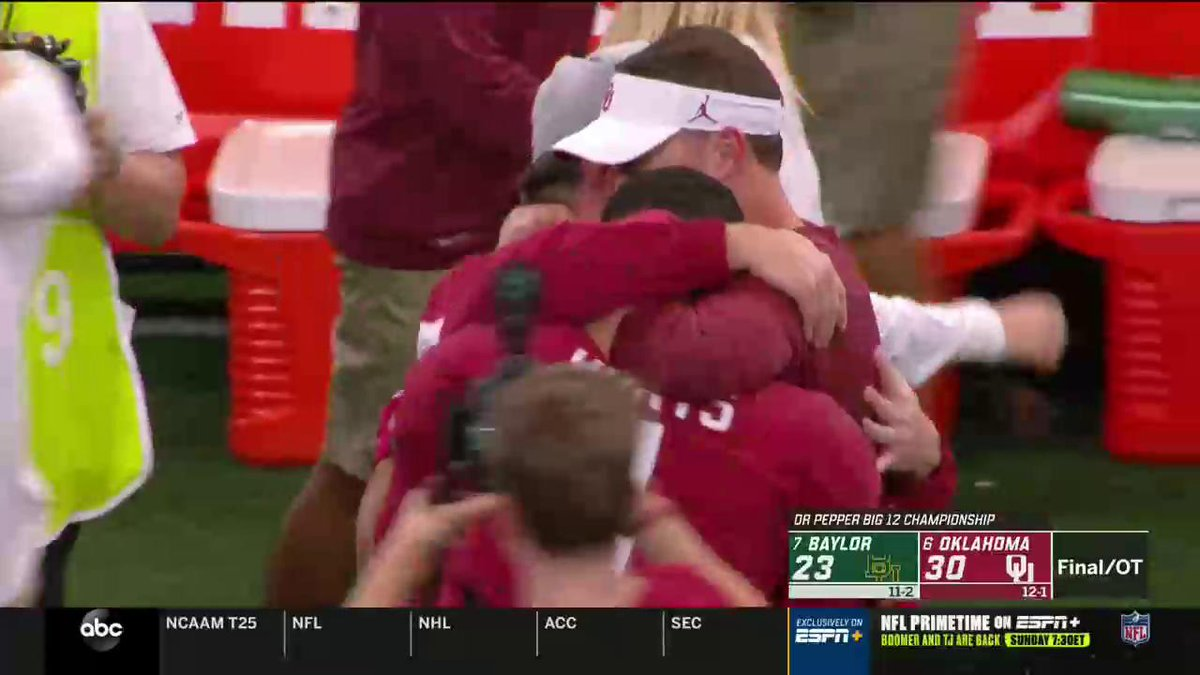 @SportsCenter's photo on Lincoln Riley