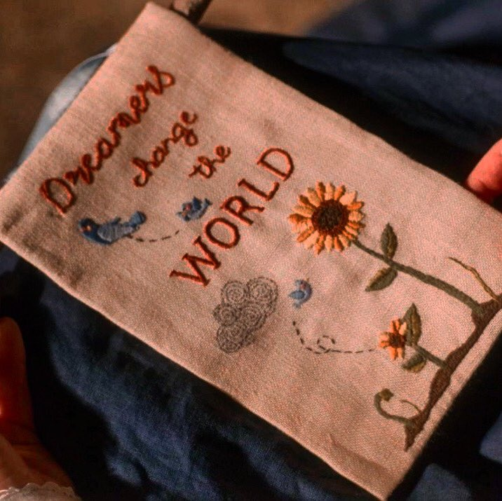 """""""dreamers change the world"""". we will be able to change that, do not stop dreaming, do not lose hope. it will only end when the last of us stop believing! #renewannewithane BRING ANNE HOME"""