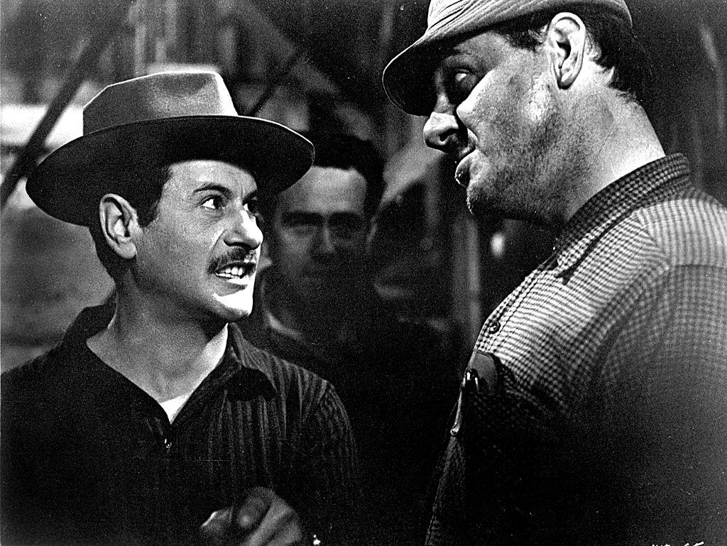 #HappyBirthday to #EliWallach... simply one of the greatest  #SanfordMeisner #LeeStrasberg #methodacting #actor #acting #TCM #TurnerClassicMovies #LetsMovie #ClassicMovies #OldFilm #50sFilm #1950sFilm #1960sFilm #60sFilm #Cinema #FilmTwitter #BOTD #BornOnThisDay