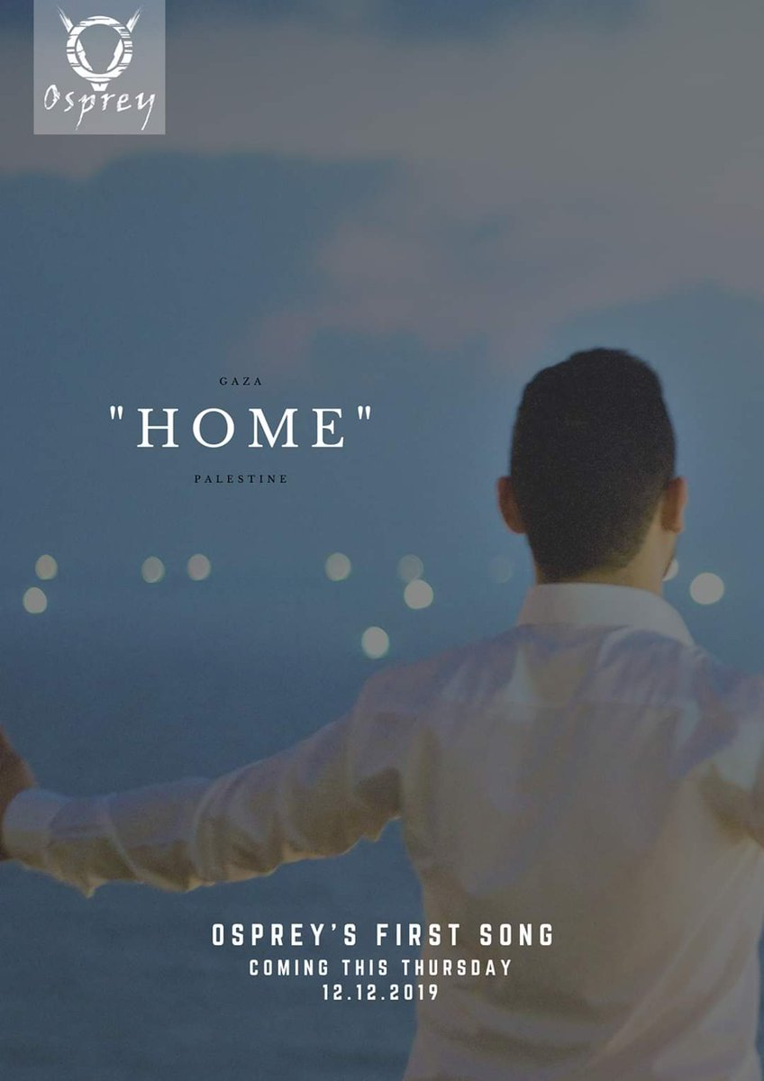 "Are you still excited about our products? We will release our first music video called ""Home"" this Wednesday, Dec 11. Stay tuned and help us spread the word! #Gaza #Music"