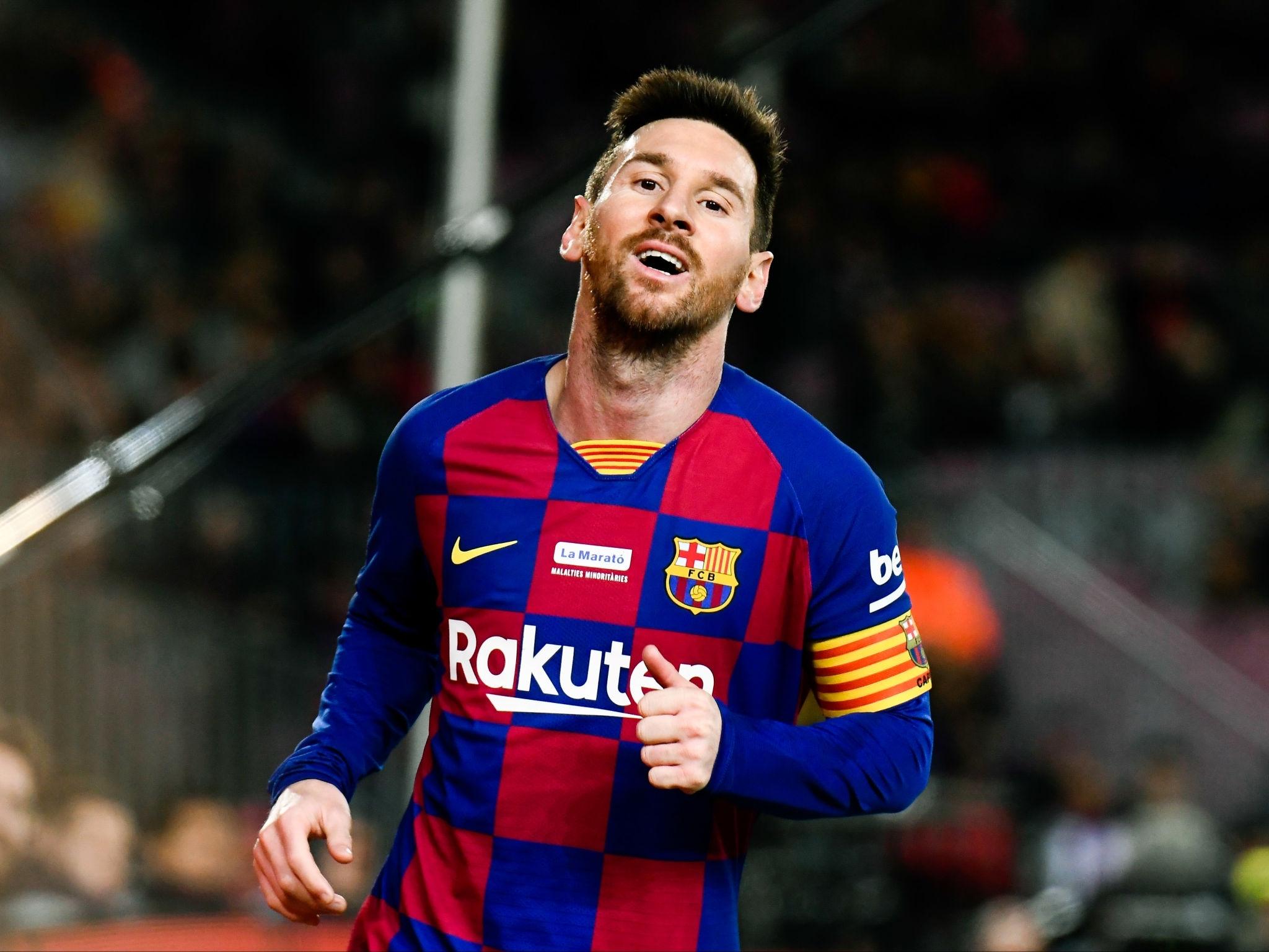 Месси оформил 35-й хет-трик в Ла Лиге, опередив по этому показателю Роналду - изображение 1