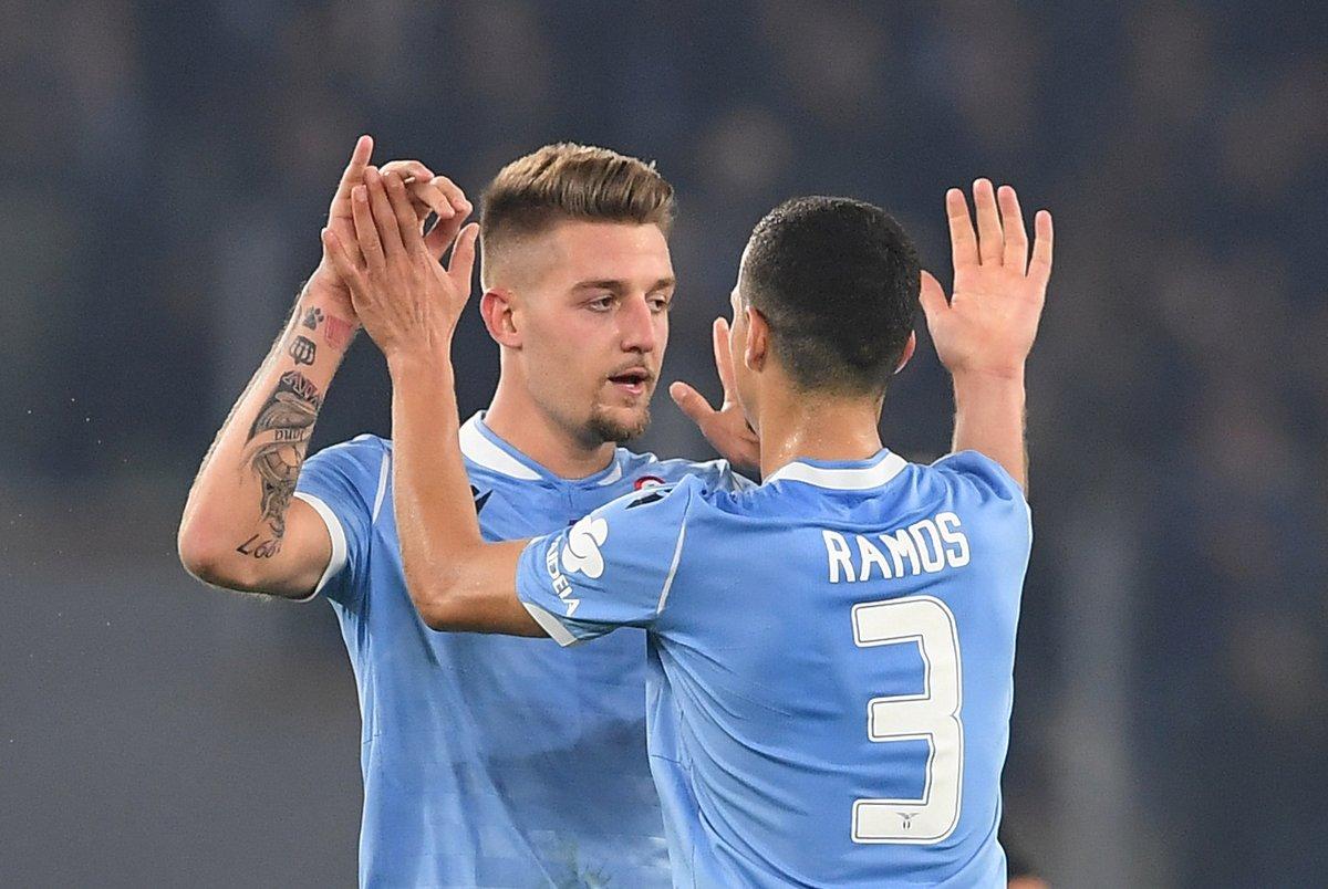Serie Ada Lazio, sahasında Juventusu Luiz Felipe, Milinkovic-Savic ve Caicedonun golleriyle 3-1 mağlup etti.
