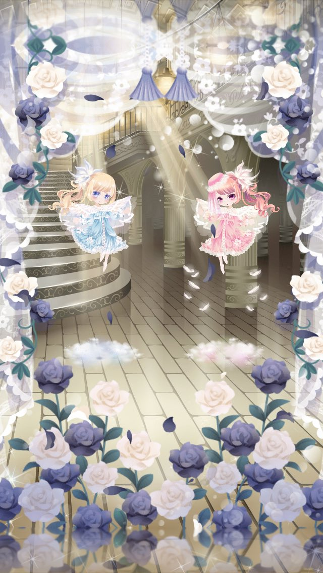 #CocoPPaPlay #beautiful #roses #pink #blue