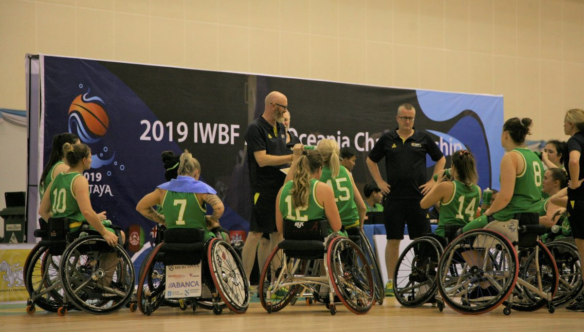 Congratulations are in order for the Australian Gliders who have achieved silver at the AOZ Championships and have qualified for the Tokyo 2020 Paralympics. 🥈👏  DETAILS: http://bit.ly/GlidersWinSilver …  #basketball #WeAreBasketball #AOZChampionships