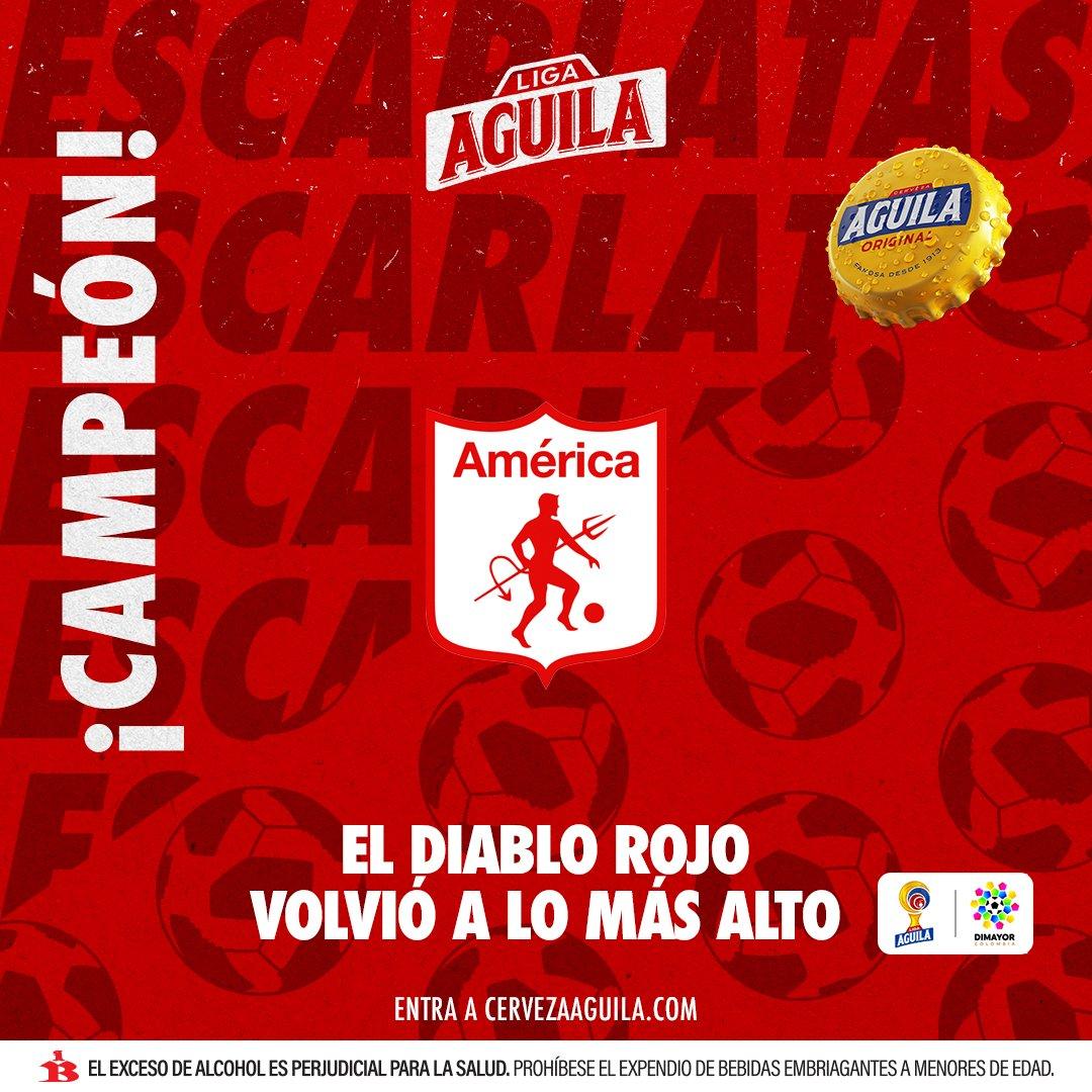 Liga Aguila At Ligaaguila Twitter