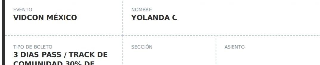 #VidconMXReady 🇪🇦Ahora si que si estoy demasiado feliz tenemos el permiso de la jefa Entradas para  vidcon ☑️Billetes de avion☑️Permisito en el trabajo ☑️☑️Ganas de conocer a @calleypocheoffi y @itslittlevale  ☑️☑️☑️☑️☑️Nos vemos pronto!!! España estará presente 🇪🇦🇪🇦