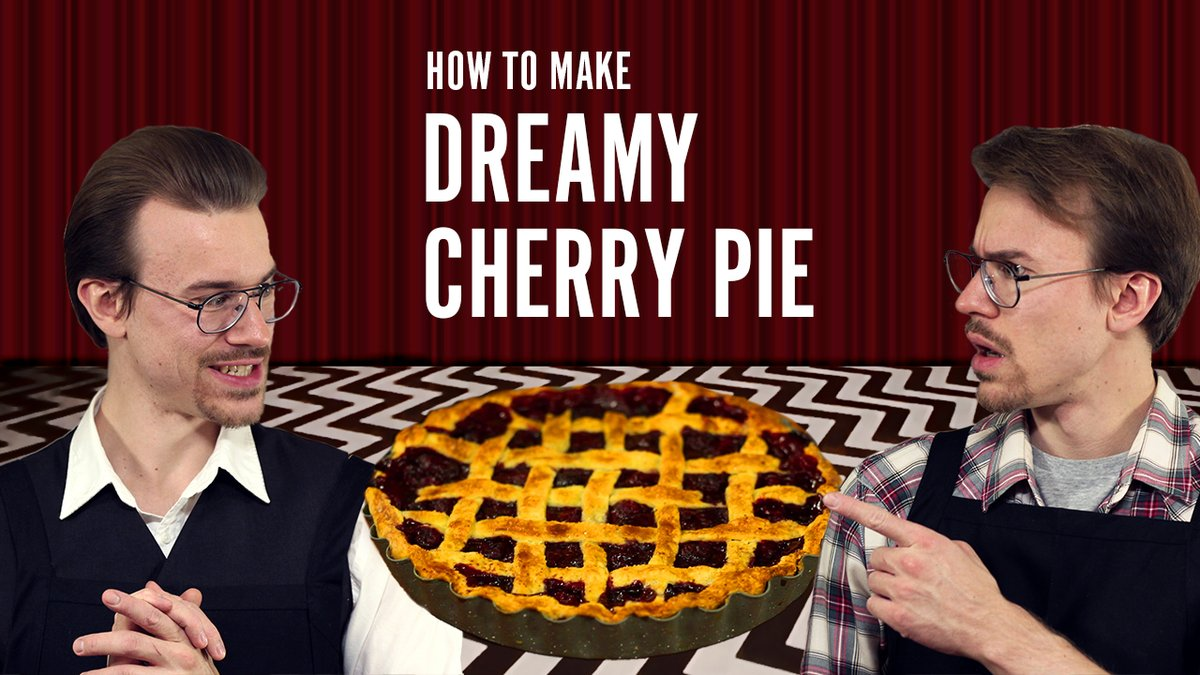Why should you add vodka to your cherry pie? Will Alan Wake 2 ever be released? Who killed Laura Palmer?  See in our new episode dedicated to the gorgeous Alan Wake & Twin Peaks!  Thank you for inspiration, @SamLakeRMD and @DAVID_LYNCH !  #TwinPeaks #AlanWake #damnfinecoffee