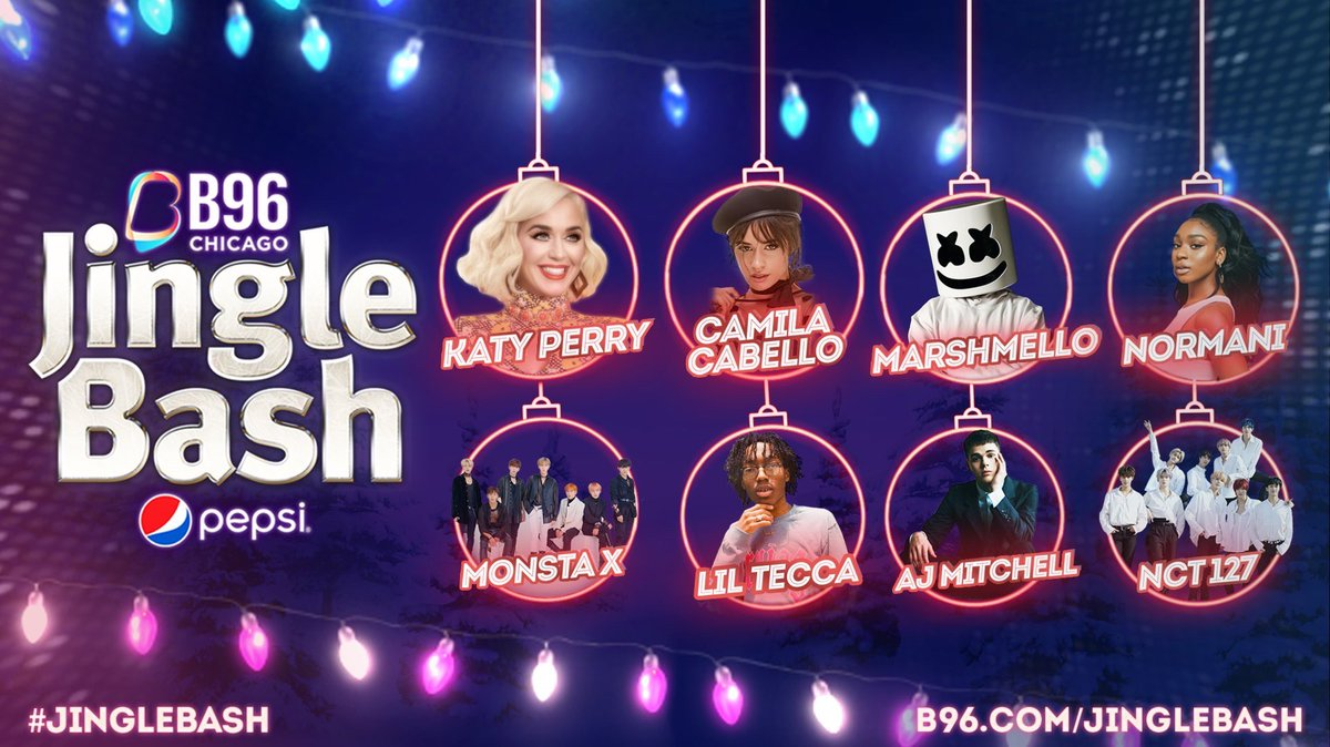 NCTzens it's time to start using the hashtag for NCT 127's appearance at Jingle Bash tonight!  Let's trend #NCT127xJingleBash and as always make sure to mention @NCTsmtown and @NCTsmtown_127 to boost their Twitter mentions!  #NCT #NCT127