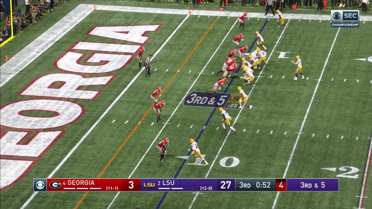 LSU, behind the power of purple, makes its case as this year's superteam