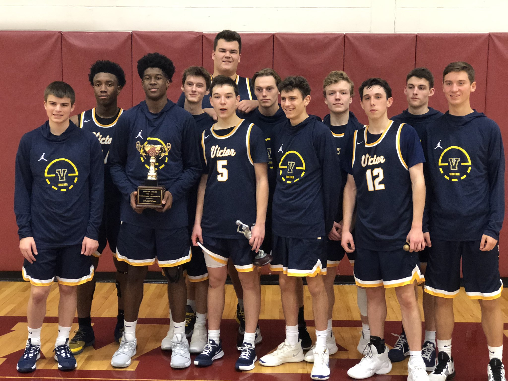 W-FL Saturday: Victor wins Finger Lakes Tip-Off Tournament; Waterloo girls improve to 4-0