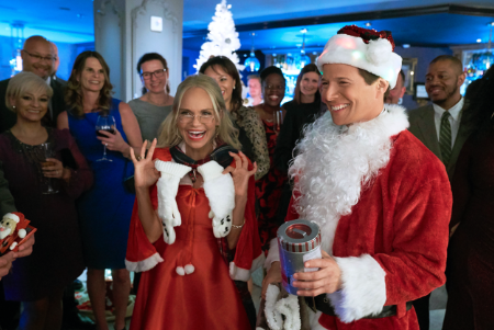 The @Hallmark Hall of Fame presentation #AChristmasLoveStory starring @KChenoweth @scottwolf @KevinGQuinn1 and @EricRClose starts now! Are you tweeting with us?
