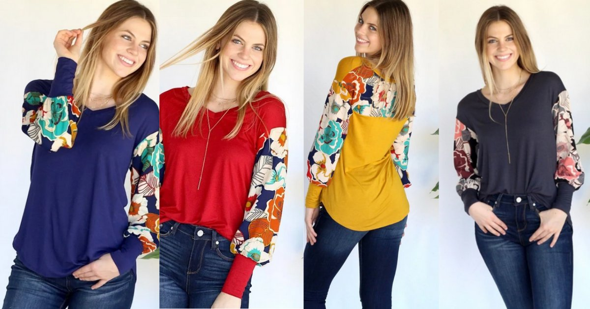 Beautiful  V-Neck Long Sleeve Tunic >  At Jane #Clothing #Fashion #Shoes And More Limited Time Offer!