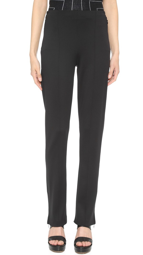 Edun Pintuck Sweatpants - Black  #fashion