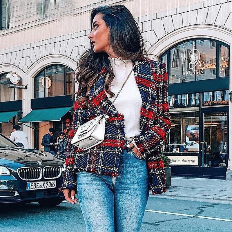 Check out this product 😍 Wool Casual Blazer for Women - 2019 Fashion 😍  Learn More 👉👉   #fashion #style #shop #onlineshopping #love #shoppingonline