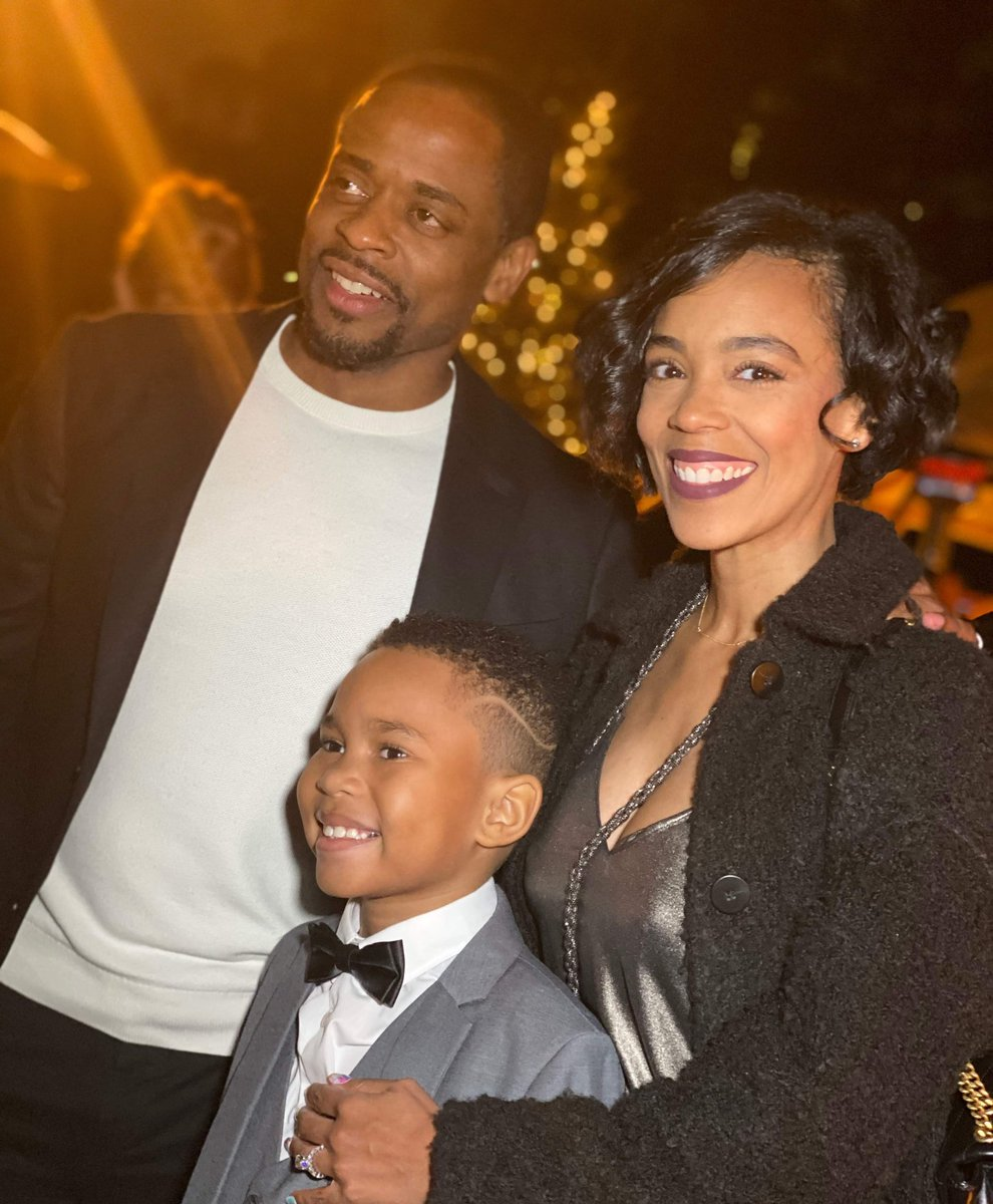 Me and Aunt Kay aka Ms @jazmynsimon & Mr @dulehill at the @netflix seasonal party!! We had an awesome time!! Ain't Kay really is like a real life cool aunt!! 😎😜..#raisingdion  #jasiahyoungofficial  #dion @lawaineyoung  #nbcsvu #ballers