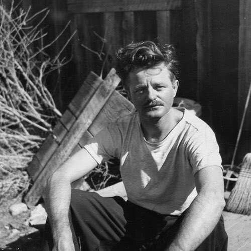 Young Kenneth Rexroth #poet #author #legend