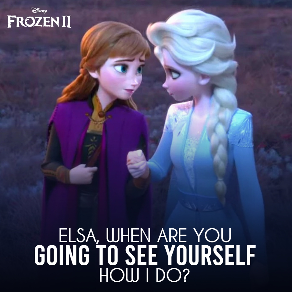 We believe we've all had a moment like this with the ones we love! The two young princesses have an array of little snow people and creatures, and there were some Disney characters among them.  #frozen  #frozen2  #disneyfrozen #elsa  #queenanna #showyoursef #queenelsa  #princess<br>http://pic.twitter.com/L3eFd3ZJ8D