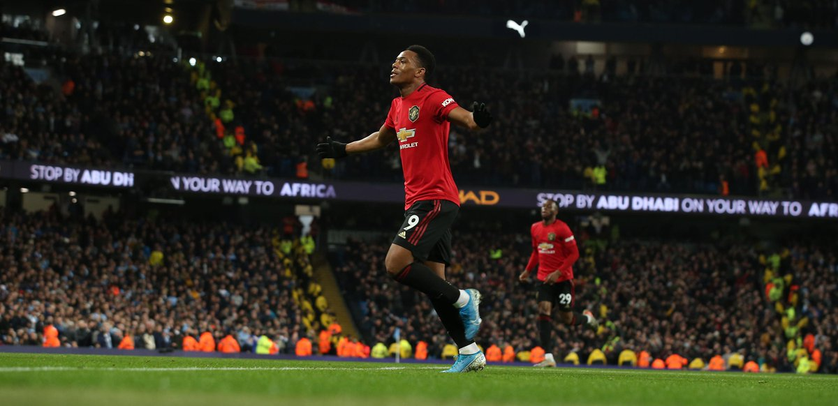Man in form   @AnthonyMartial has been directly involved in  goals in his last  #PL starts (6 goals, 4 assists)  #MCIMUN <br>http://pic.twitter.com/K5l2xmMnIR