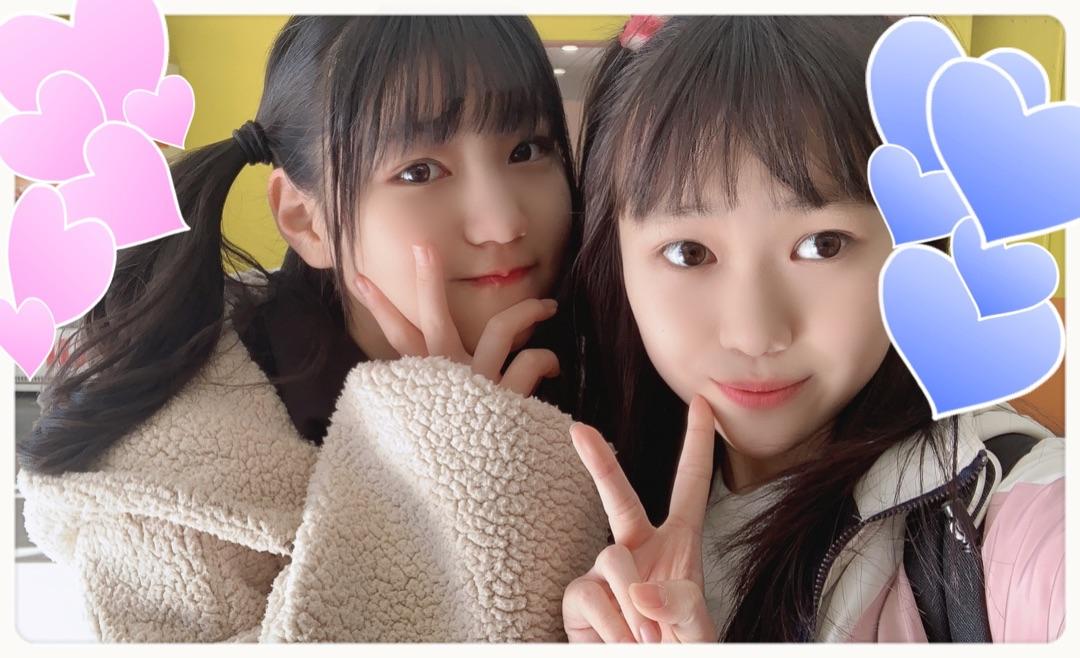【Blog更新】 羽を伸ばしました!里愛と!工藤由愛: おはようございます(*^^*)こんにちは( ﹡・ᴗ・ )こんばんは(๑ ᴖ ᴑ ᴖ…  #juicejuice