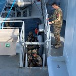 Image for the Tweet beginning: Akdeniz'de icra edilen NATO Deniz