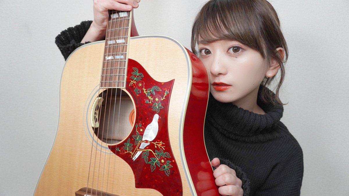新しいギター!!!ギブソンだよ!沢山曲作るぞー!!